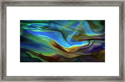 The Sensitive Mist Of Melody Framed Print by Kyle Wood
