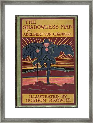 The Shadowless Man Framed Print by British Library