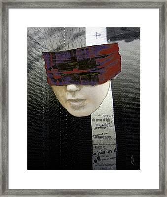 The Shaft Framed Print