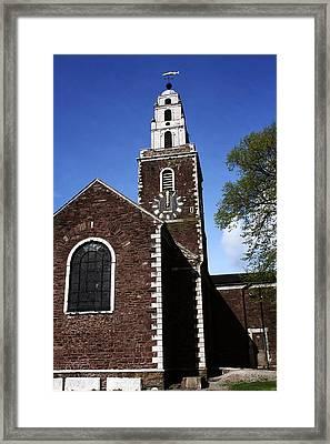 The Shandon Bells - Cork Framed Print by Aidan Moran