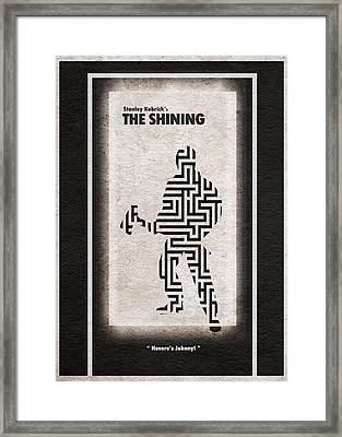 The Shining Framed Print