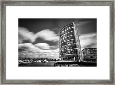 The Short Tower. Framed Print