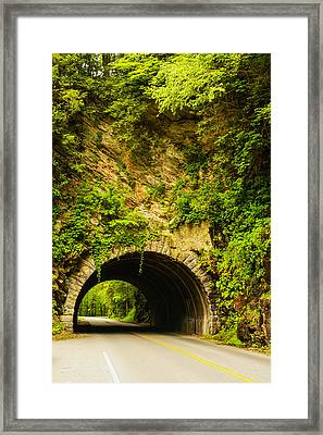 The Short Way Home Framed Print
