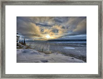 The Shortest Day Framed Print