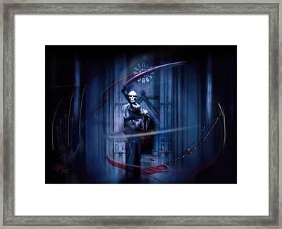 The Sickler Framed Print