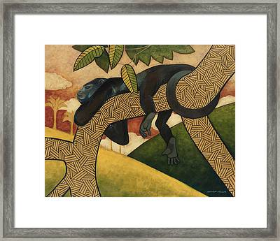 The Siesta Framed Print by Nathan Miller