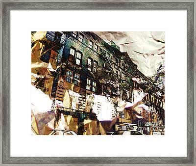 The Silver Factory / 231 East 47th Street Framed Print