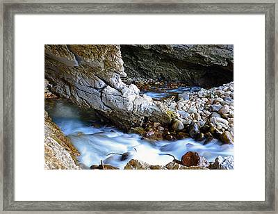 The Sinks Framed Print