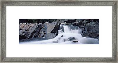 The Sinks, Little River, Great Smoky Framed Print by Panoramic Images