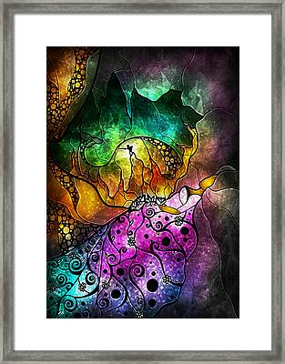 The Sleeping Beauty Framed Print by Mandie Manzano