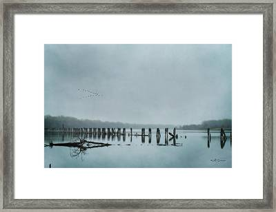 The Slough 2 Framed Print by Jeff Swanson