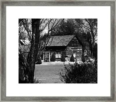 The Smithy Framed Print