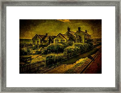 The Smugglers Rest Framed Print by Chris Lord