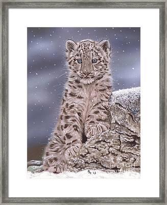 The Snow Prince Framed Print
