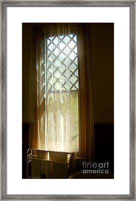 The Softness Of A Summer Afternoon Framed Print by RC deWinter