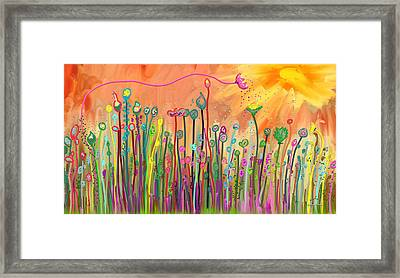 The Sole Surviving Soul Framed Print by Angela A Stanton