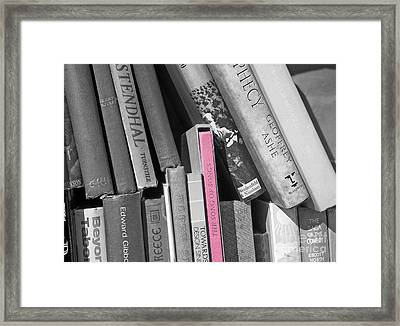 The Song Of Songs  Framed Print by Rob Hawkins
