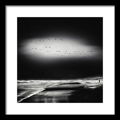 Vignette Framed Prints