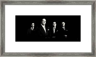 The Sopranos Framed Print
