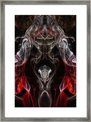 The Sorcerer Framed Print