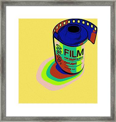The Soul Of Photography Framed Print by Florian Rodarte