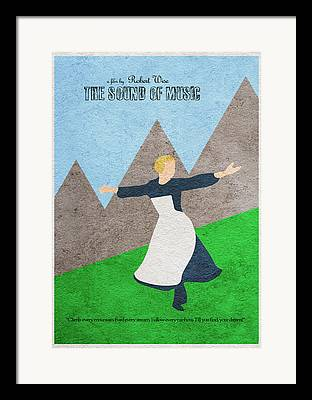 Julie Framed Prints
