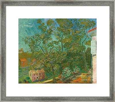 The South Of France Framed Print