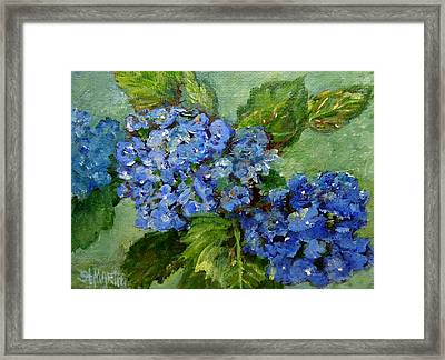 The Special Gift Framed Print by Annie St Martin