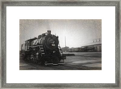 The Spencer Yard Framed Print by Richard Rizzo