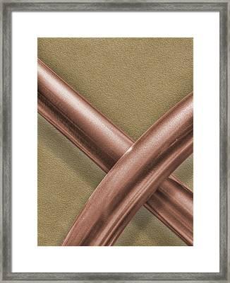 The Spot Framed Print by Paul Wear