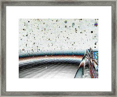 The Spririts Of Lost Races Framed Print by Christopher Hignite