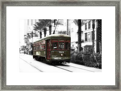 The St. Charles Framed Print by John Rizzuto