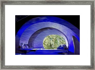 The Stage Framed Print by Elvira Butler