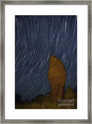 Framed Print featuring the photograph The Stand by Keith Kapple