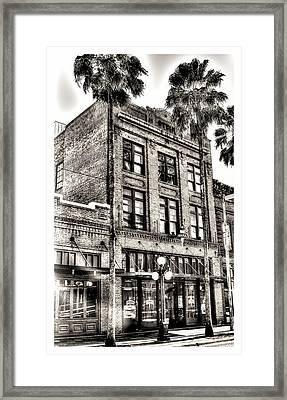 The Stein Building Framed Print