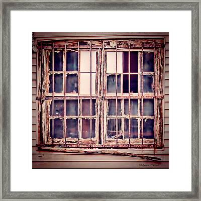 The Stories I Could Tell Framed Print by Bellesouth Studio