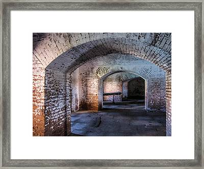 The Stories To Be Told Framed Print
