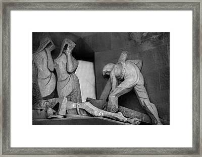 The Story IIi Framed Print