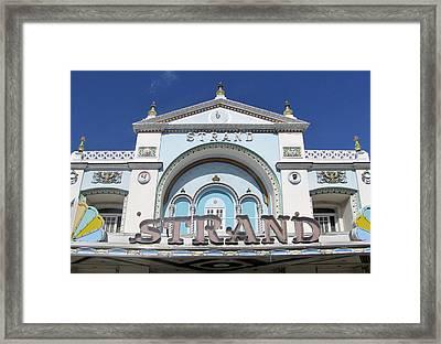 The Strand Key West Framed Print