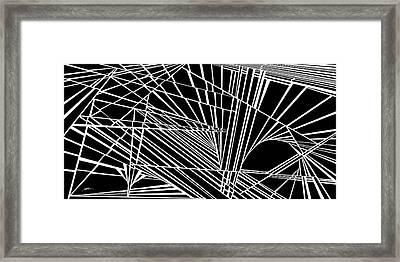 The Stuff Framed Print