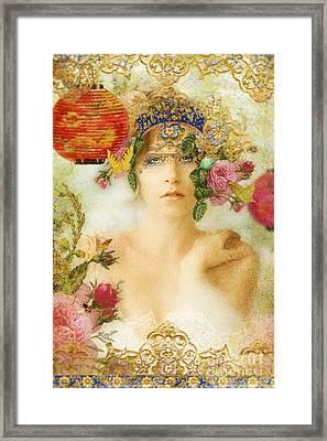The Summer Queen Framed Print by Aimee Stewart