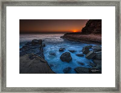 The Sunrise Framed Print
