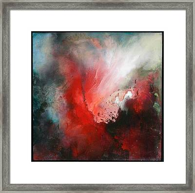 The Swell Framed Print by Lissa Bockrath