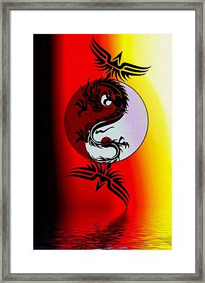 The Tai Chi Project Framed Print