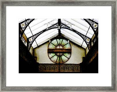The Tannery Framed Print by Steve Taylor