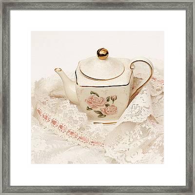 The Teapot Framed Print
