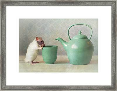 The Teapot Framed Print