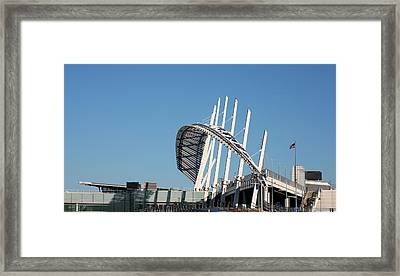 The Terminal Framed Print by JC Findley