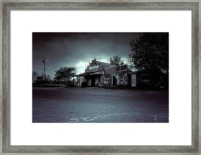 Tcm #10 - General Store  Framed Print