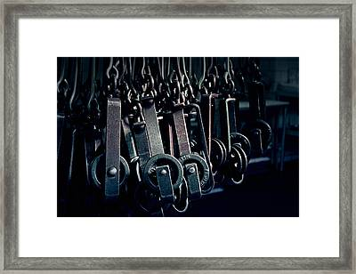 Tcm #2 - Slaughterhouse  Framed Print